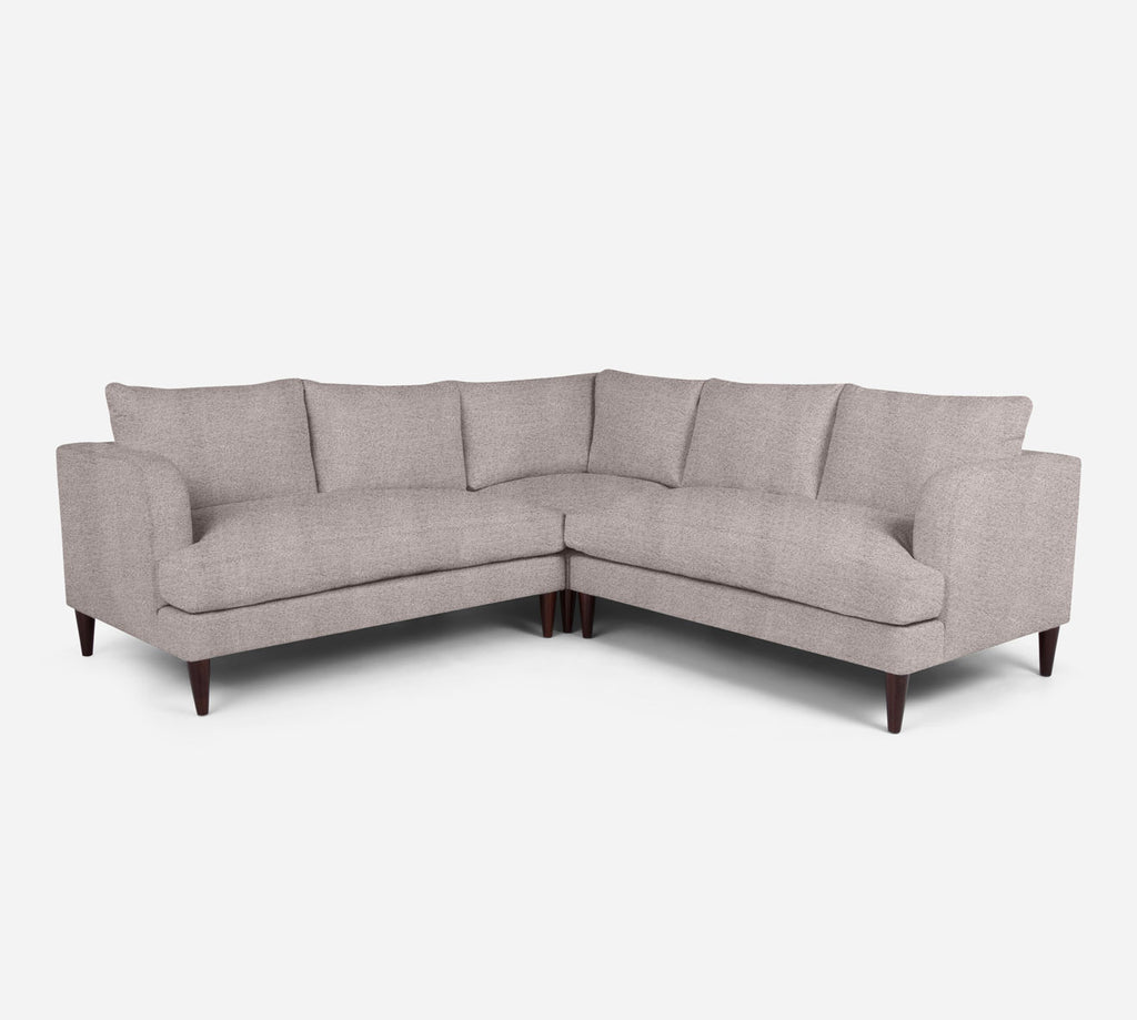 Cybil Corner Sectional - Theron - Oyster