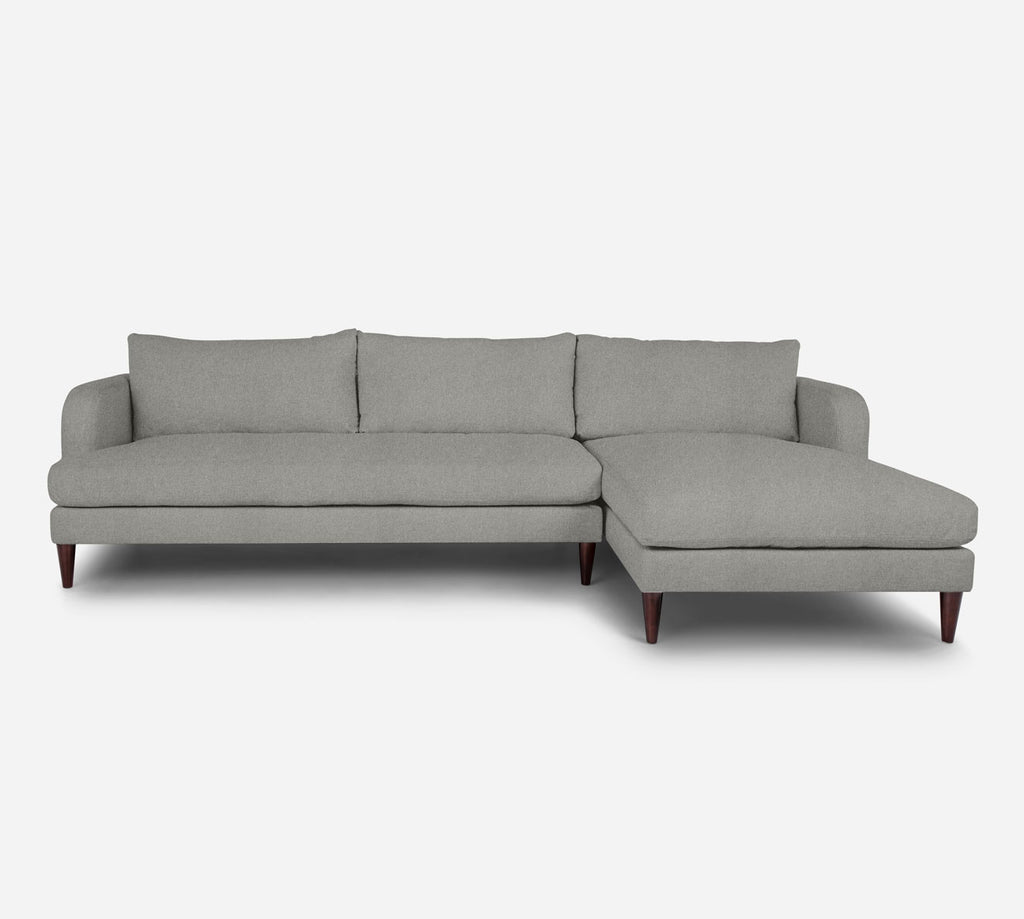 Cybil LAF Sectional Sofa w/ Chaise - Dawson - Oatmeal