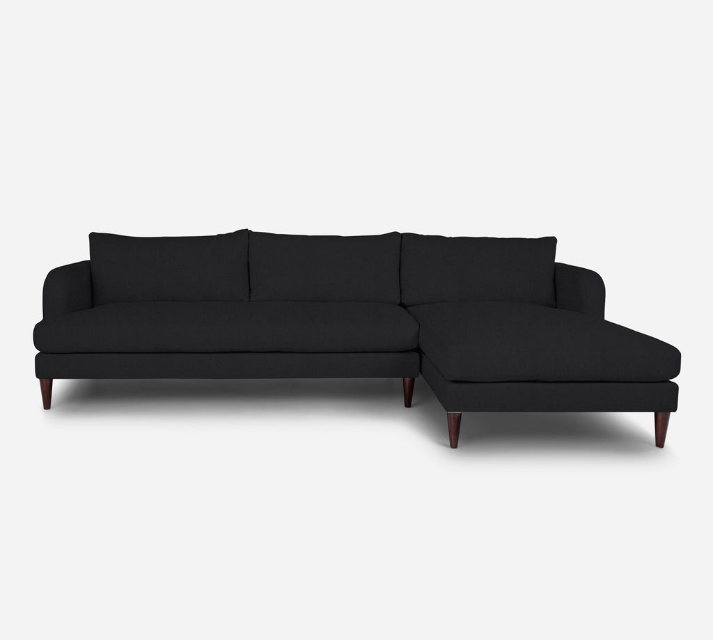 Cybil LAF Sectional Sofa w/ Chaise - Kenley - Chimney