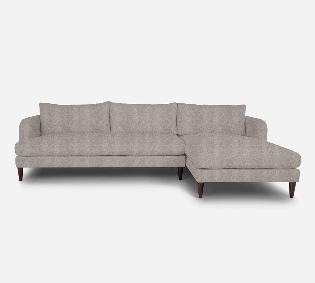 Cybil LAF Sectional Sofa w/ Chaise - Theron - Oyster