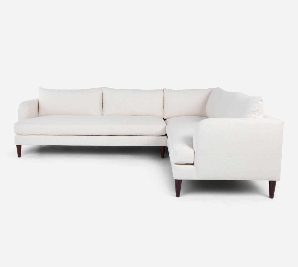 Cybil Large Corner Sectional - Heritage - Ivory
