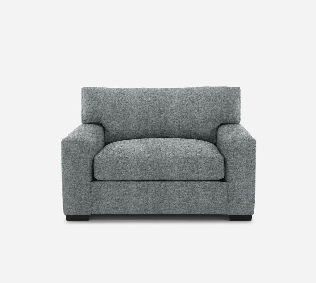 Kyle Chair 1/2 - Theron - Haze