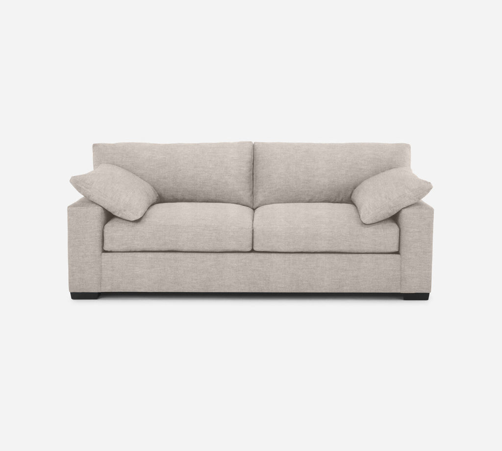 Kyle Sofa - Passion Suede - Oyster