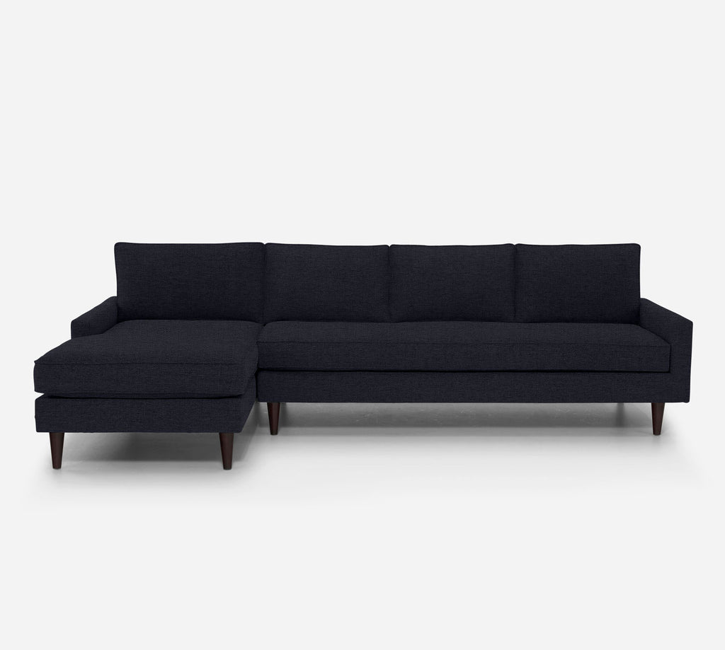 Holland LAF Chaise Sectional - Coastal - Sailor