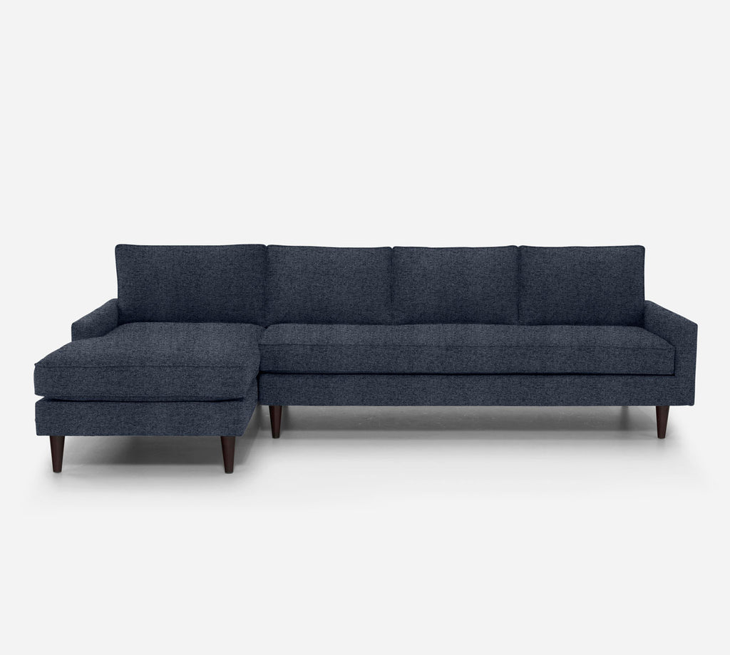 Holland LAF Chaise Sectional - Theron - Baltic