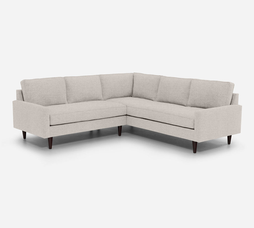 Holland LAF Corner Sectional - Coastal - Sand