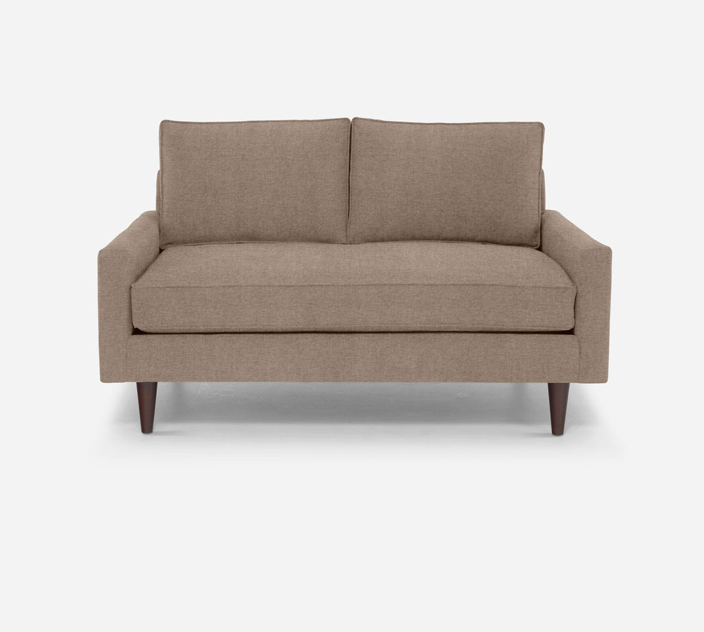 Holland Loveseat - Coastal - Cashew