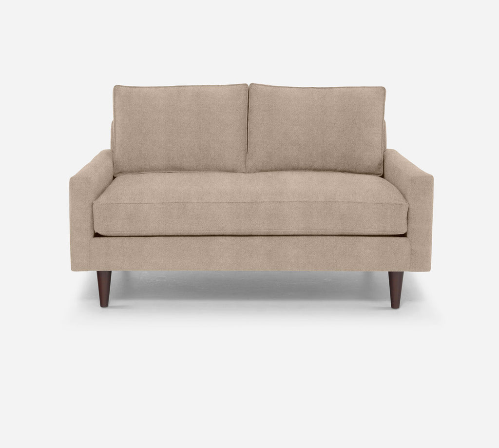 Holland Loveseat - Passion Suede - Camel