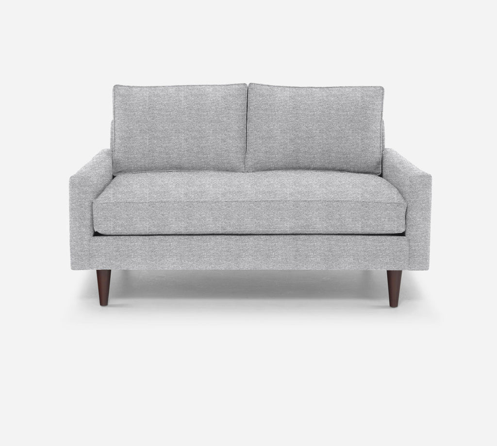 Holland Loveseat - Stardust - Domino