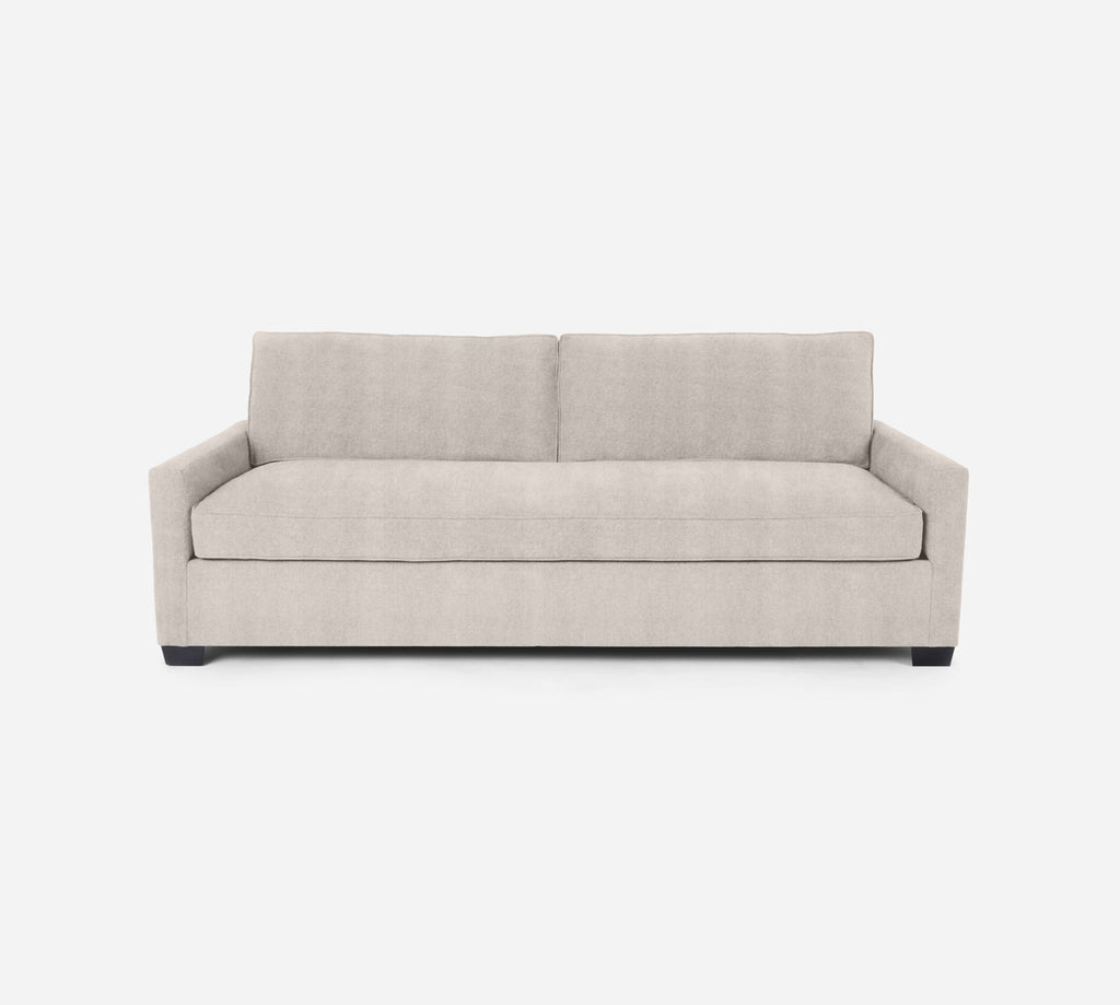 Holland 2 Seat Sleeper Sofa - Passion Suede - Oyster