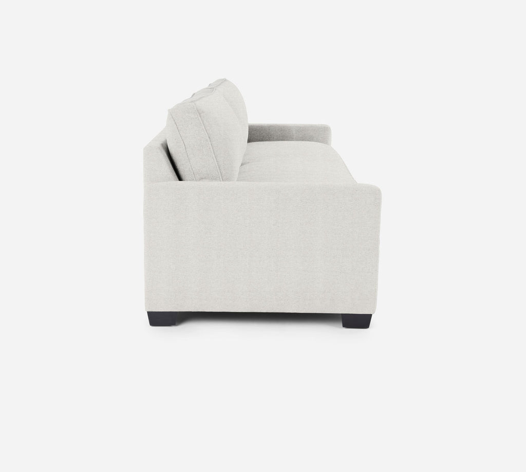 Holland 2 Seat Sleeper Sofa - Stardust - Ivory