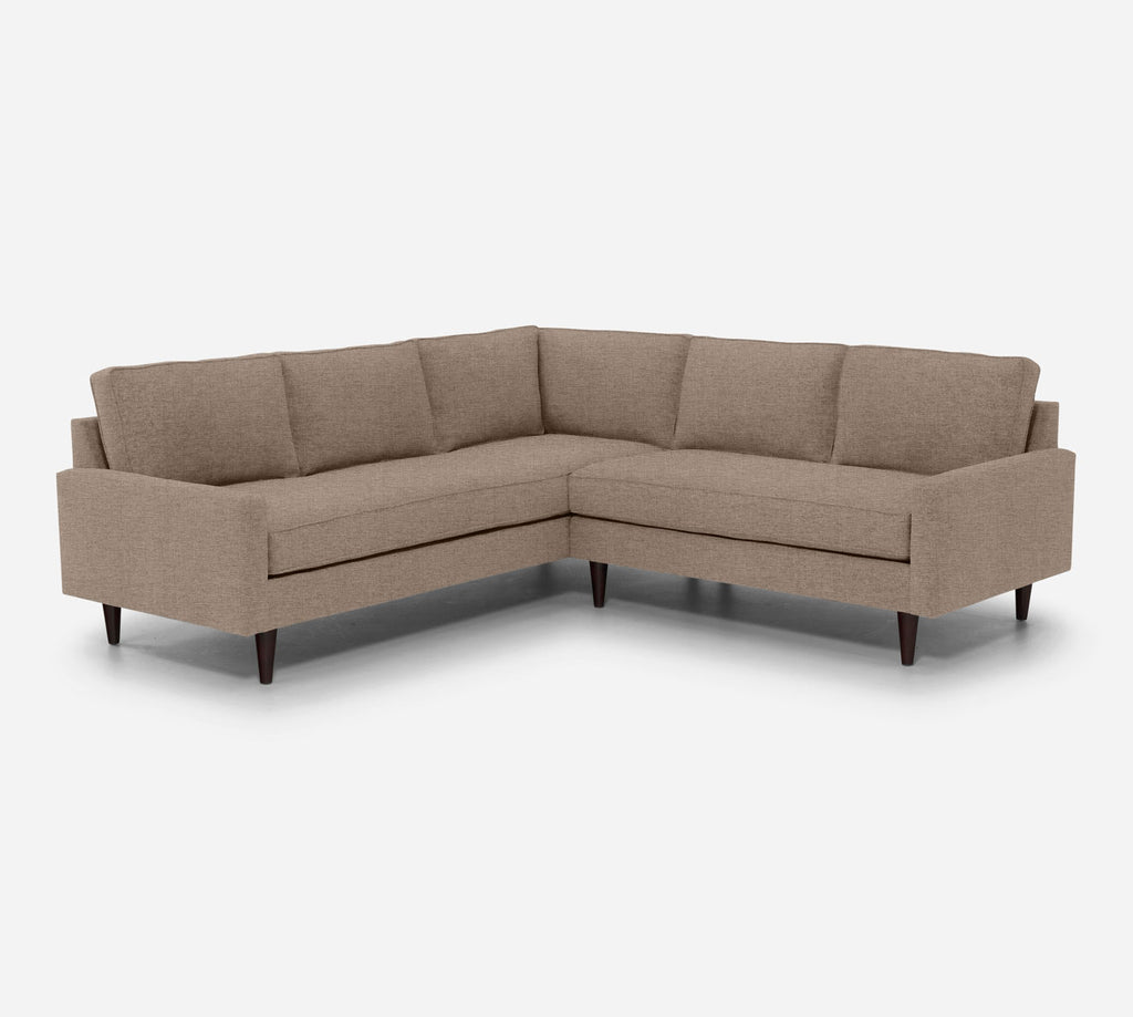 Holland RAF Corner Sectional - Coastal - Cashew