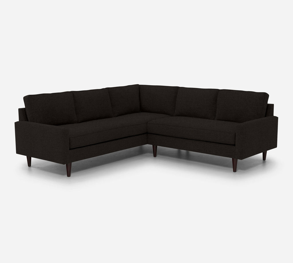 Holland RAF Corner Sectional - Coastal - Espresso