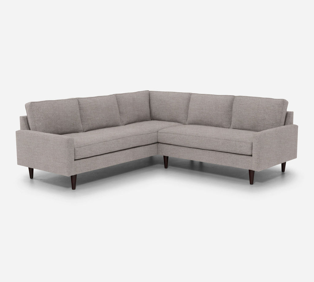 Holland RAF Corner Sectional - Key Largo - Almond