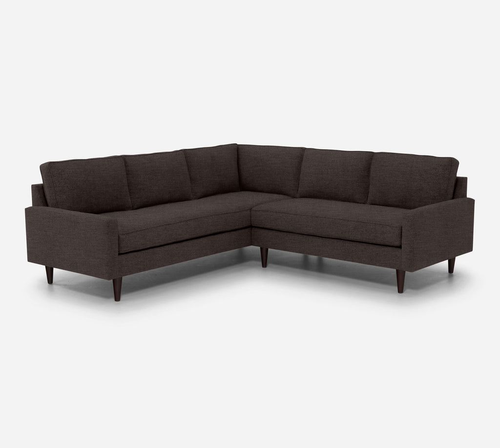 Holland RAF Corner Sectional - Key Largo - Mocha