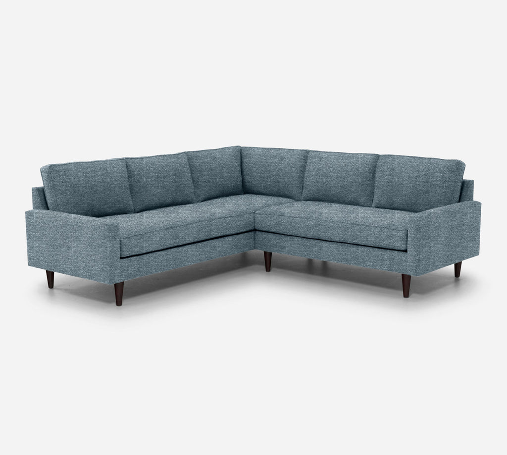 Holland RAF Corner Sectional - Stardust - Lapis