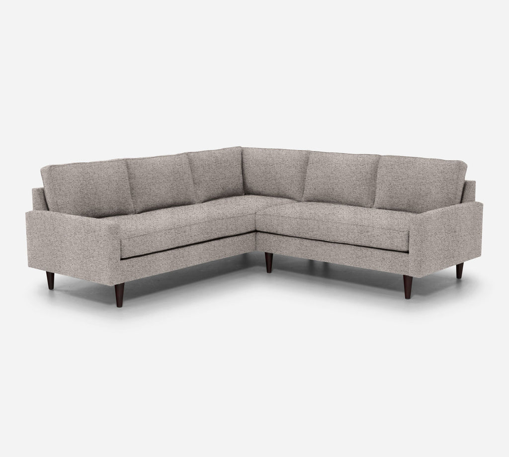 Holland RAF Corner Sectional - Theron - Oyster
