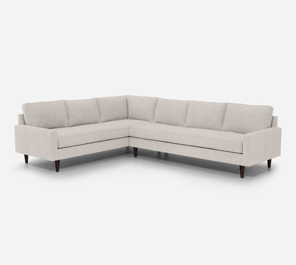 Holland RAF Large Corner Sectional - Coastal - Sand