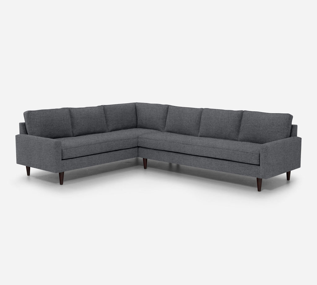 Holland RAF Large Corner Sectional - Coastal - Steel