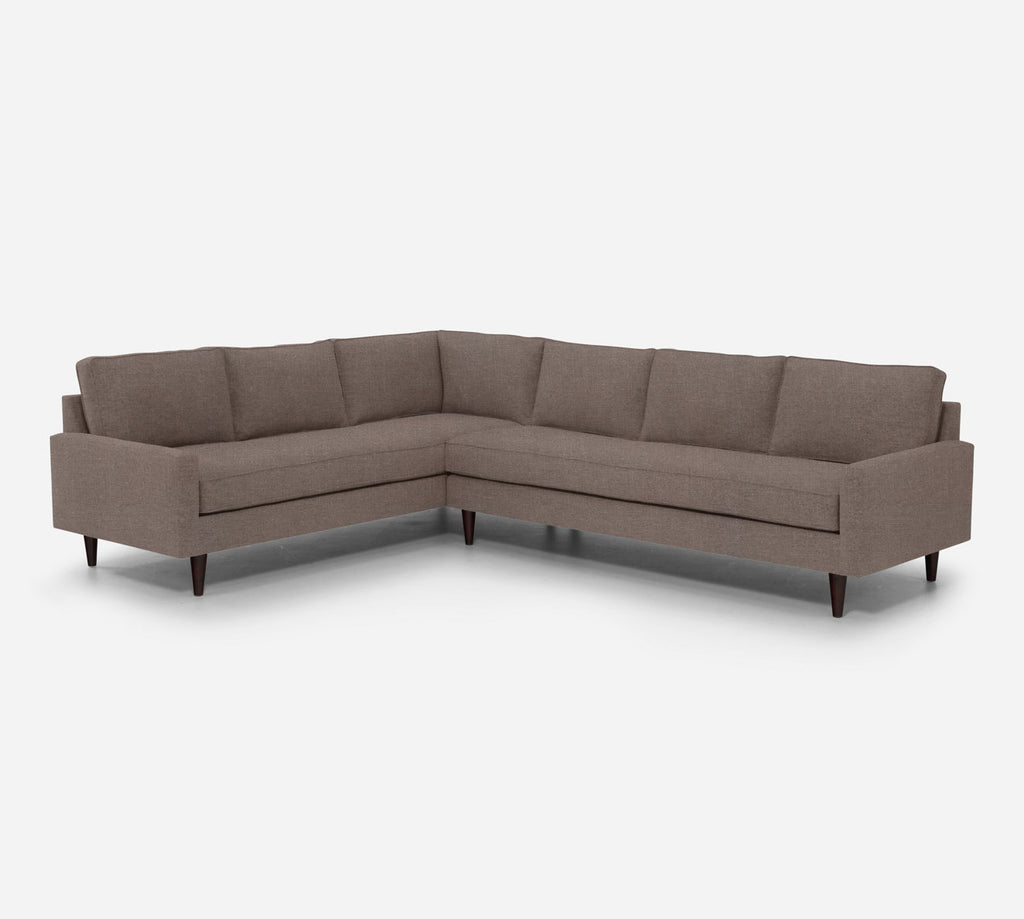 Holland RAF Large Corner Sectional - Heritage - Pebble