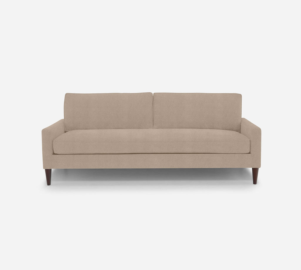 Holland 2 Seat Sofa - Passion Suede - Camel