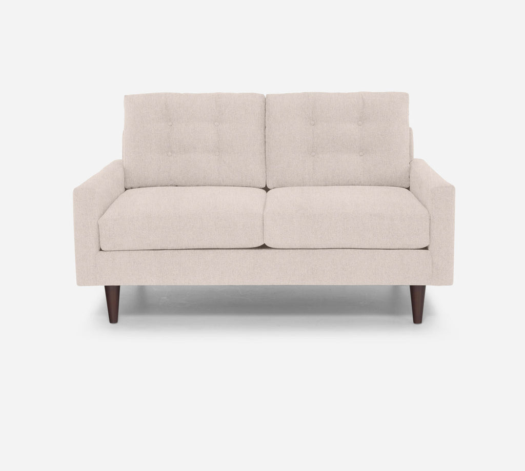 Taylor Loveseat - Kenley - Canvas
