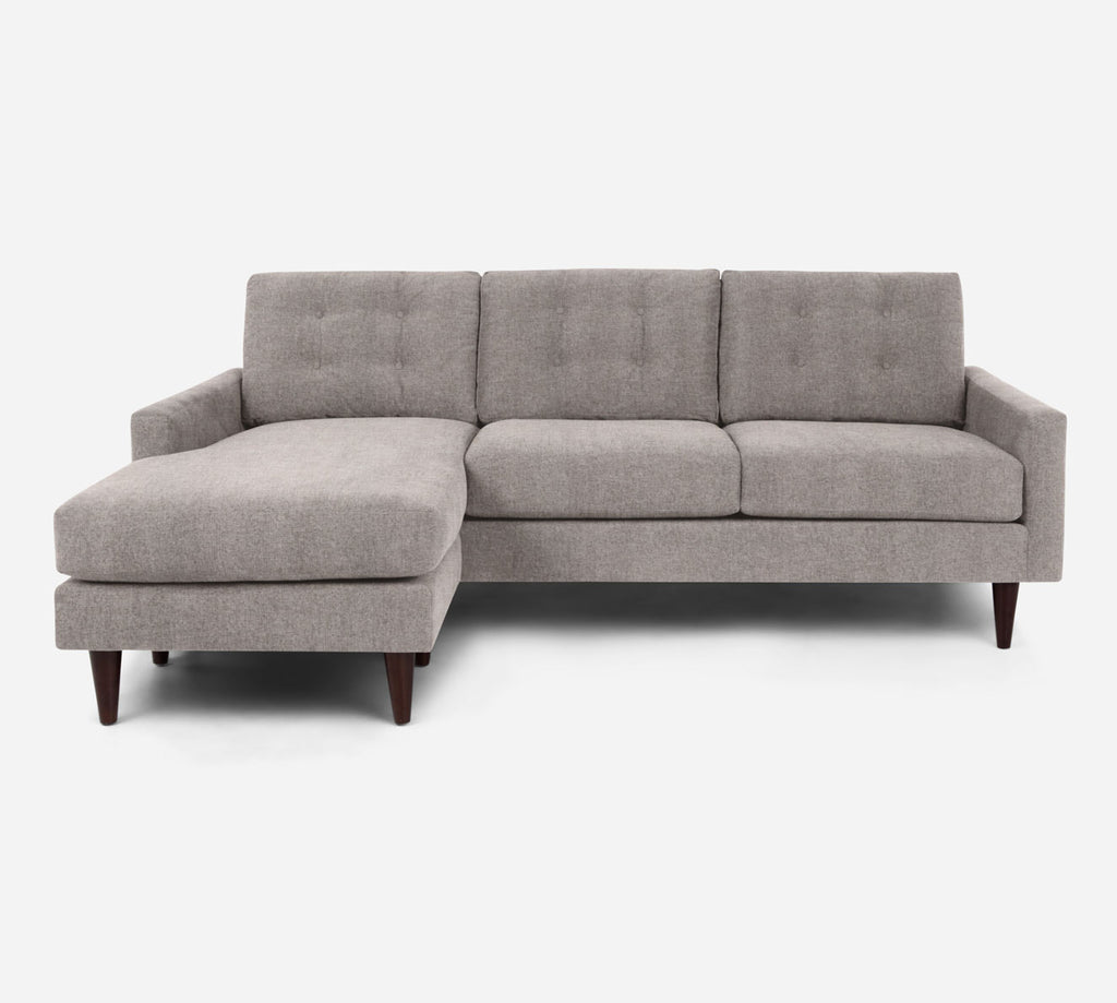 Taylor Sofa with Chaise- LHF - Key Largo - Almond