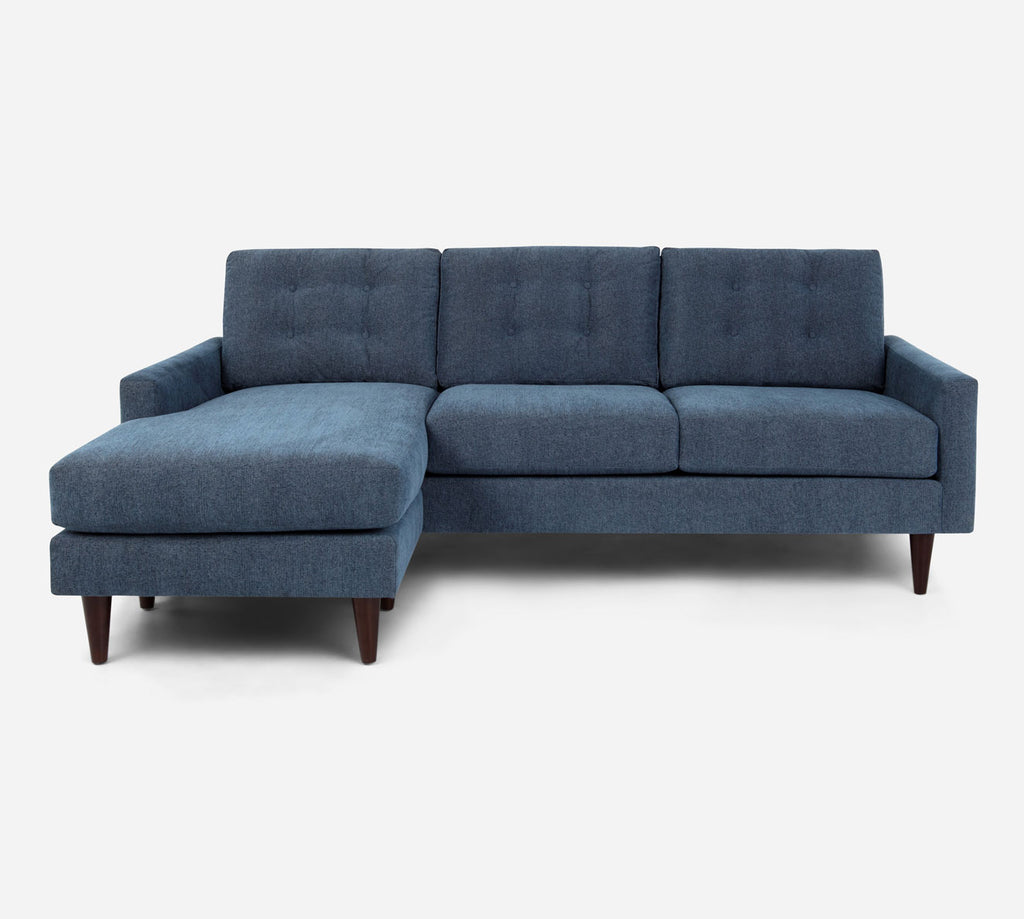 Taylor Sofa with Chaise- LHF - Theron - Baltic