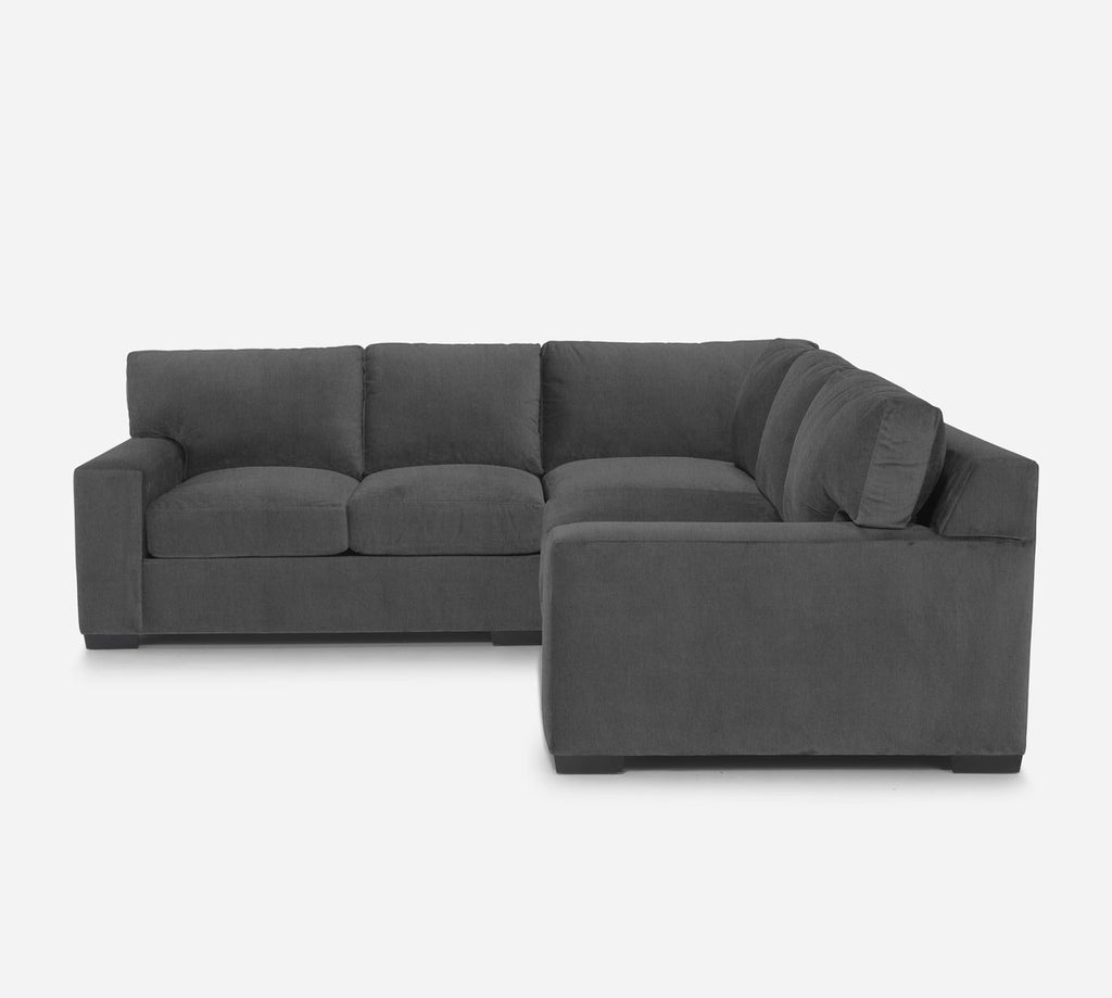 Kyle Corner Sectional - Kenley - Silversage