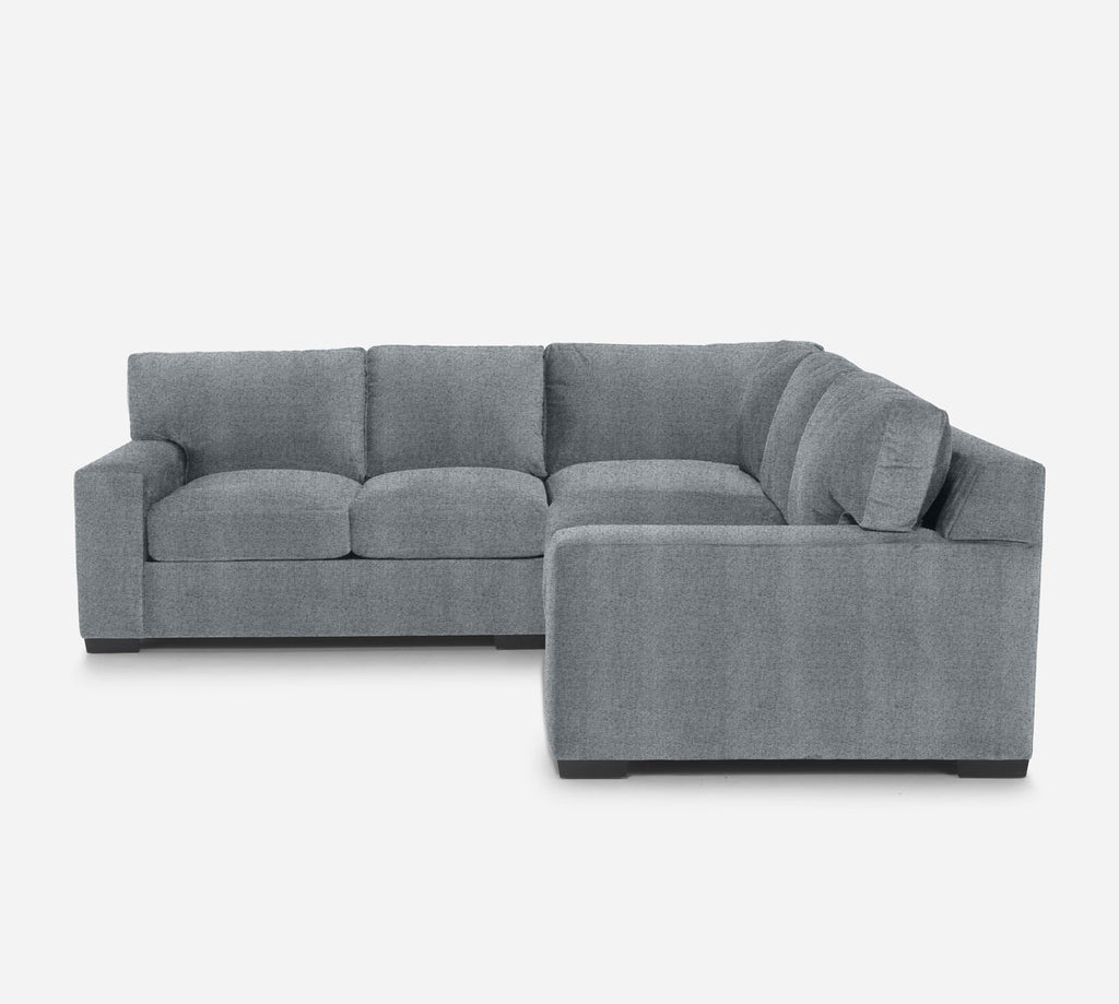 Kyle Corner Sectional - Theron - Haze