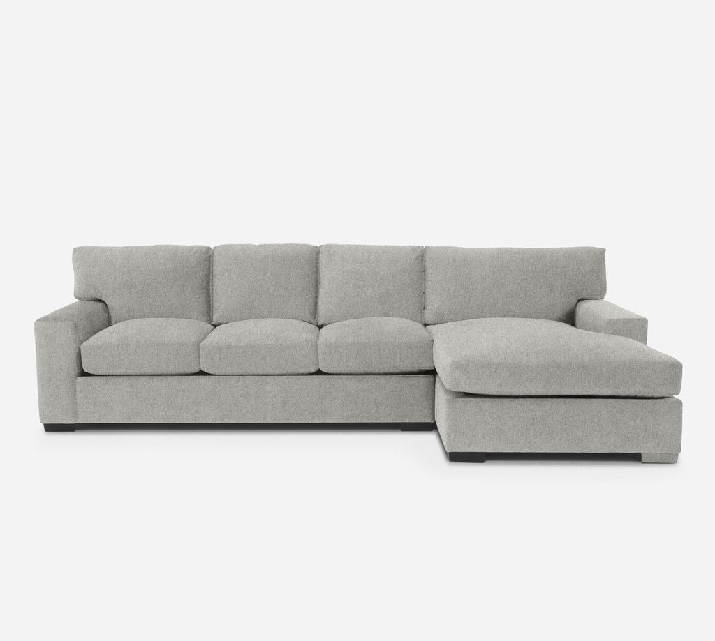 Kyle LAF Sectional Sofa w/ Chaise - Dawson - Oatmeal