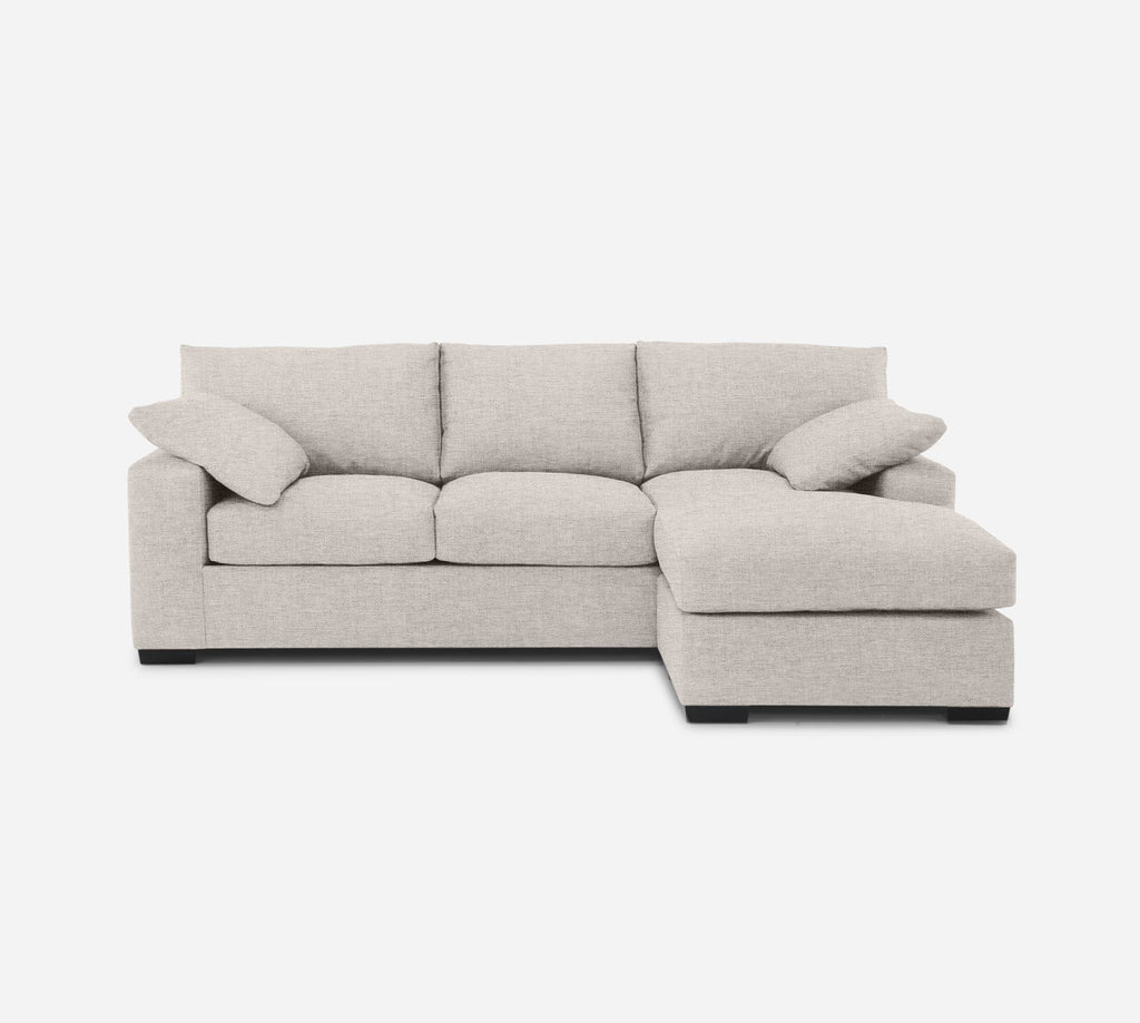 Kyle Sofa with Chaise- RHF - Coastal - Sand
