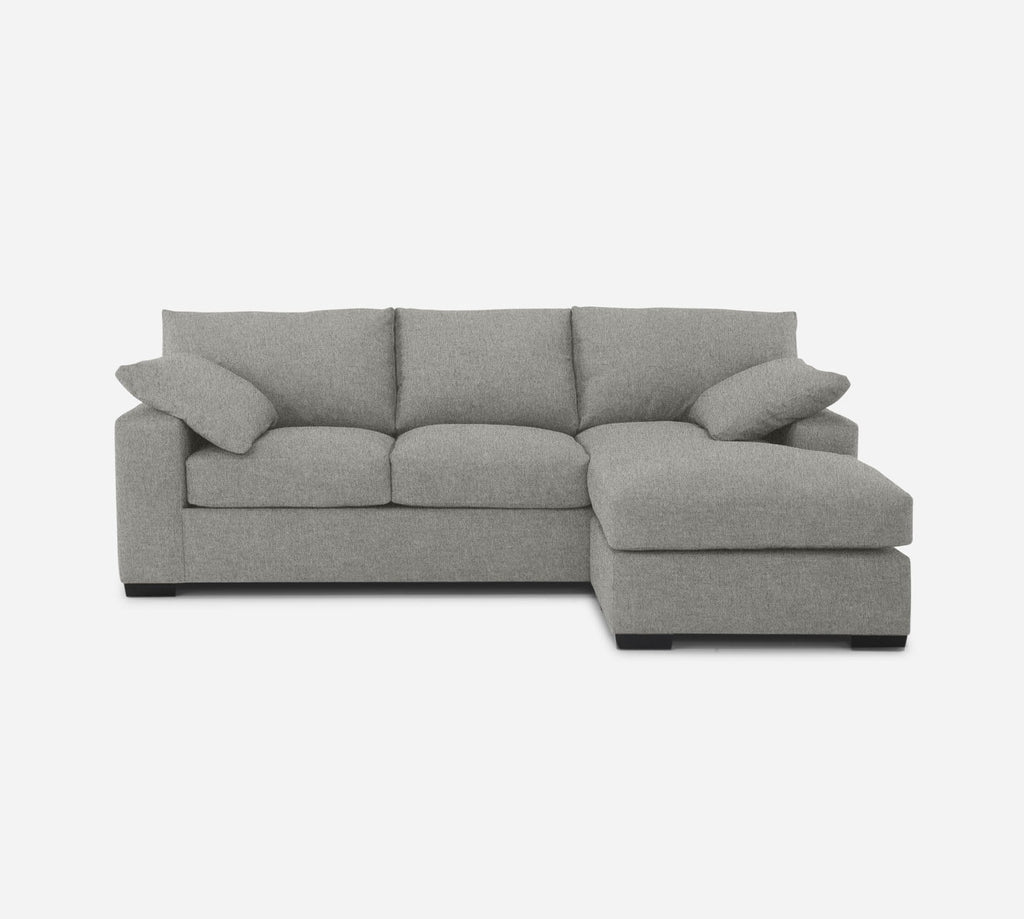 Kyle Sofa with Chaise- RHF - Dawson - Oatmeal