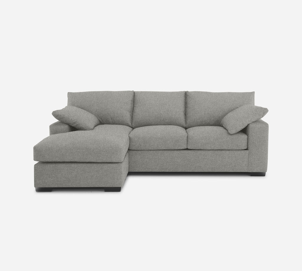 Kyle Sofa with Chaise- LHF - Dawson - Oatmeal