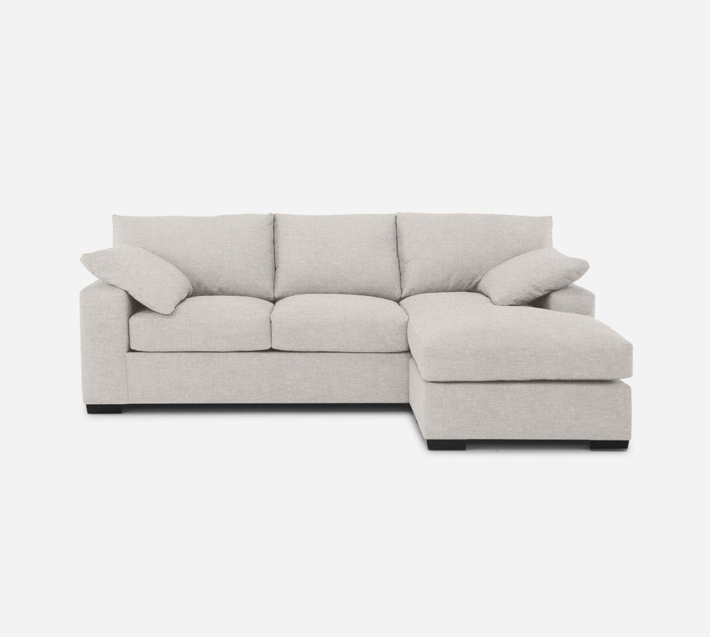 Kyle Sofa with Chaise- RHF - Heritage - Ivory