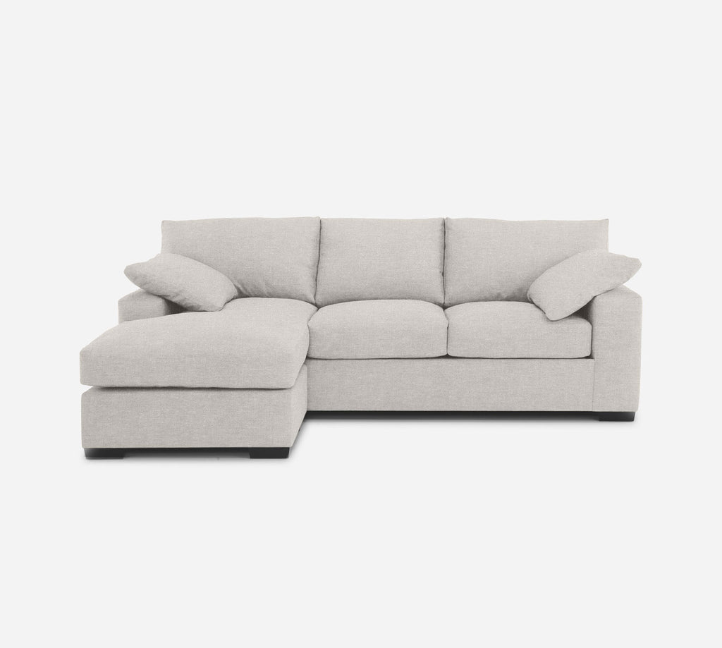 Kyle Sofa with Chaise- LHF - Heritage - Ivory