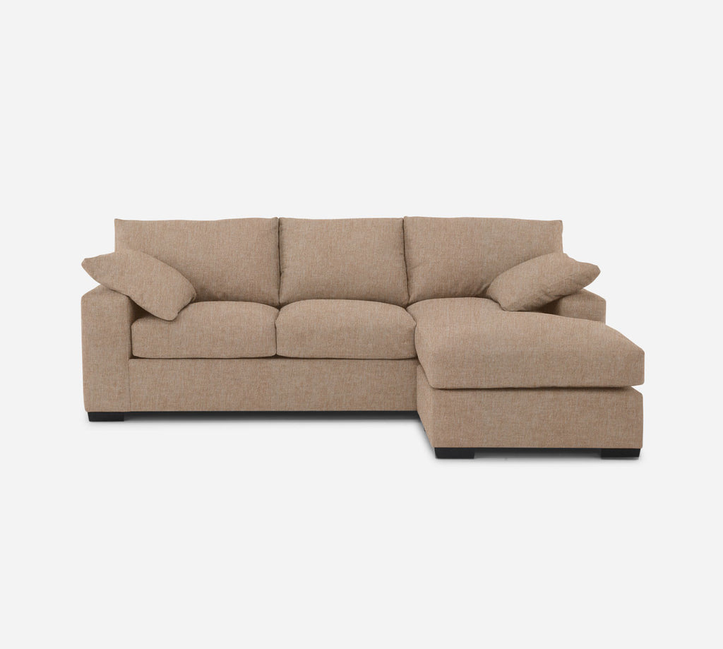 Kyle Sofa with Chaise- RHF - Kenley - Ecru