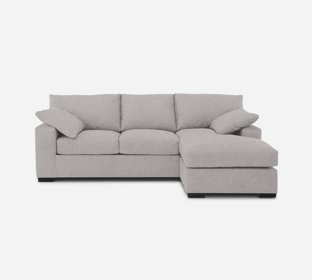 Kyle Sofa with Chaise- RHF - Kenley - Moondust