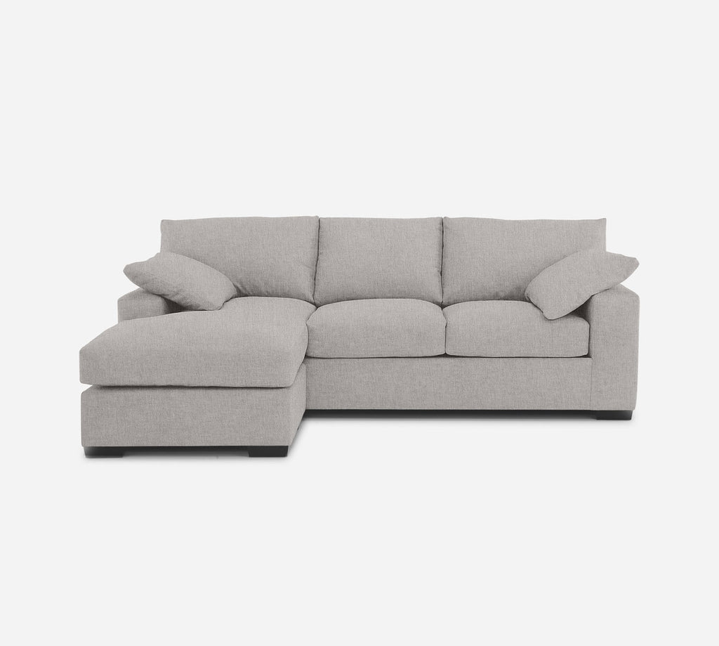 Kyle Sofa with Chaise- LHF - Kenley - Moondust