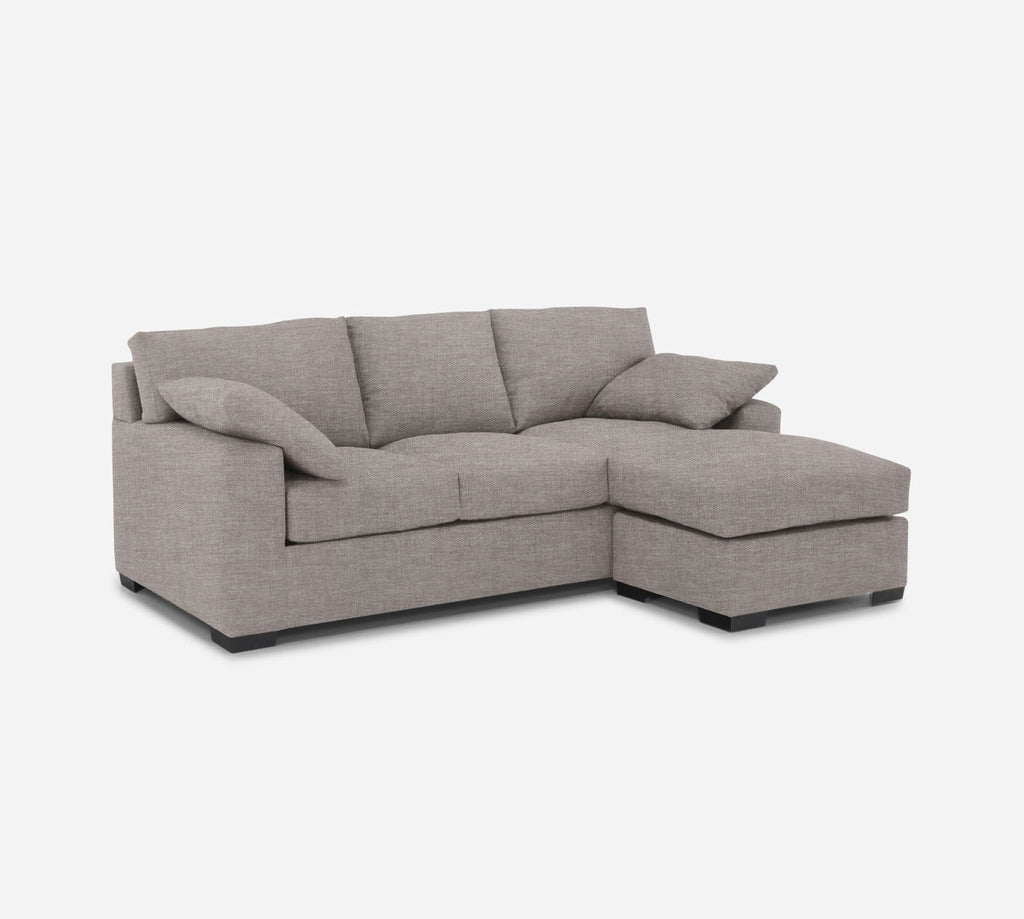 Kyle Sofa with Chaise- RHF - Key Largo - Almond