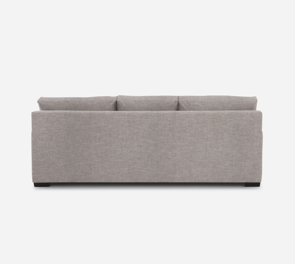 Kyle Sofa with Chaise- LHF - Key Largo - Ash