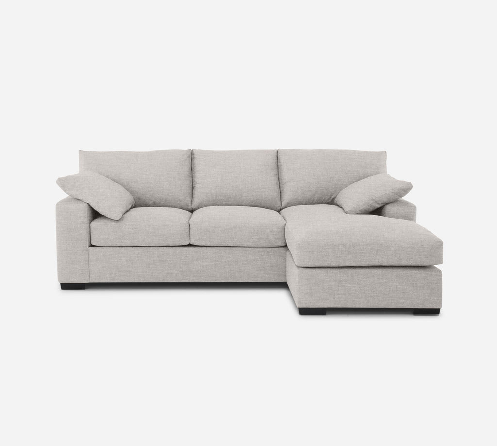 Kyle Sofa with Chaise- RHF - Key Largo - Oatmeal
