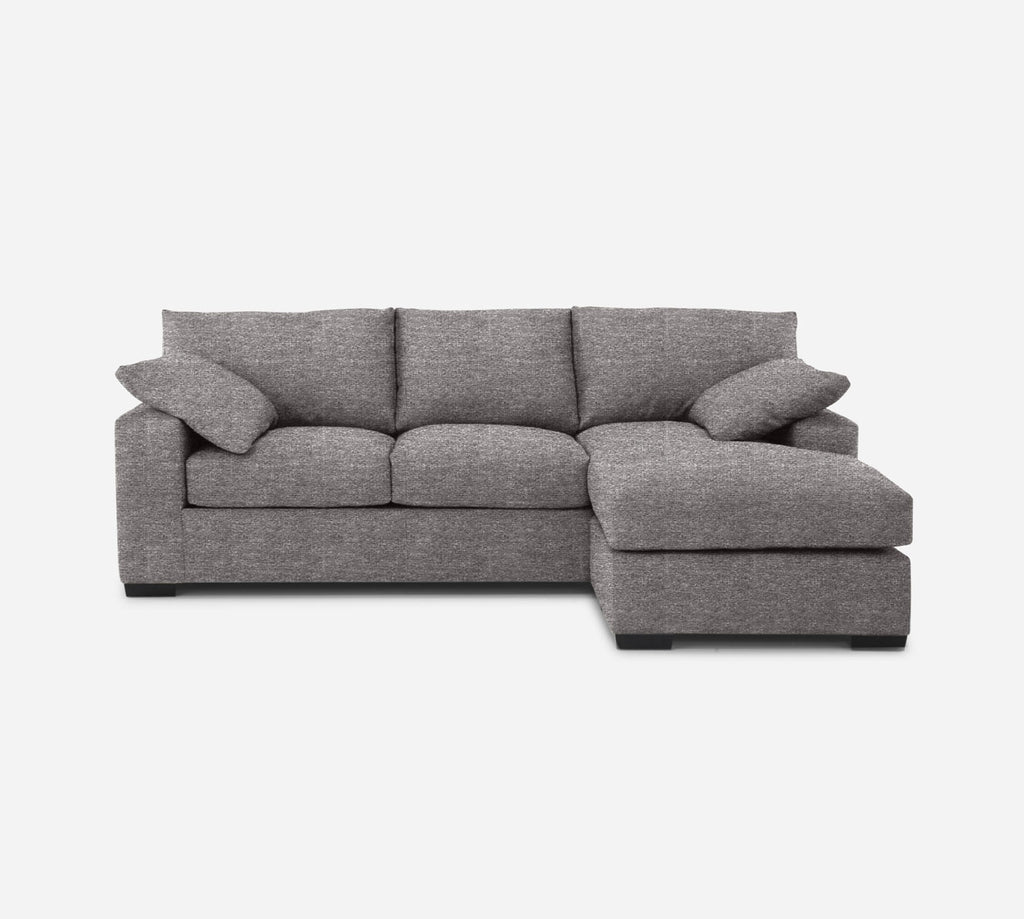 Kyle Sofa with Chaise- RHF - Stardust - Fossil