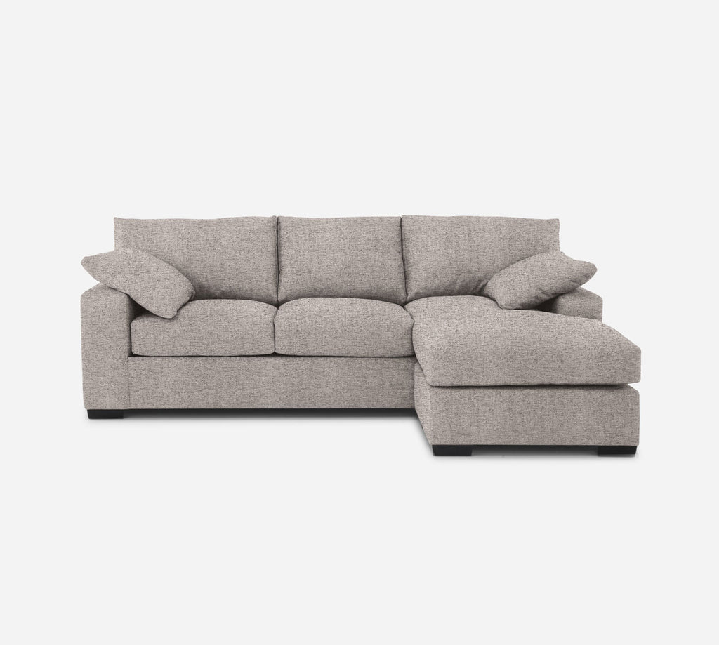 Kyle Sofa with Chaise- RHF - Theron - Oyster
