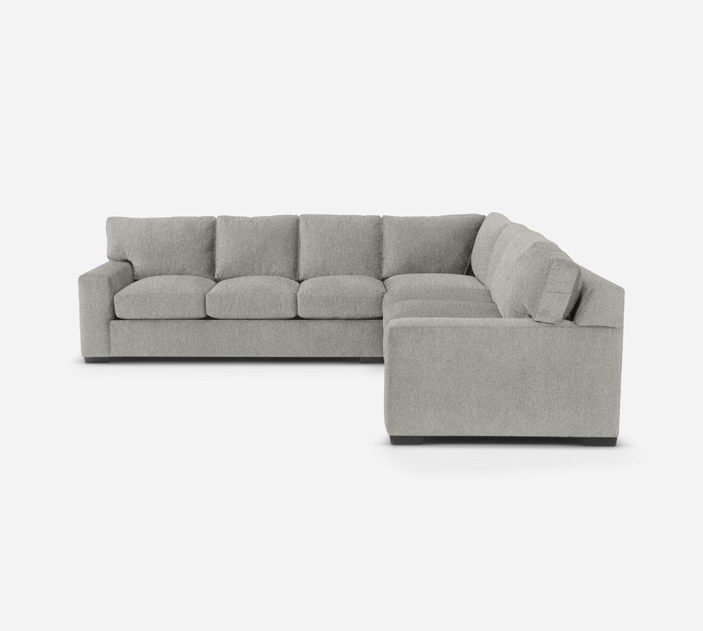Kyle Large Corner Sectional - Dawson - Oatmeal