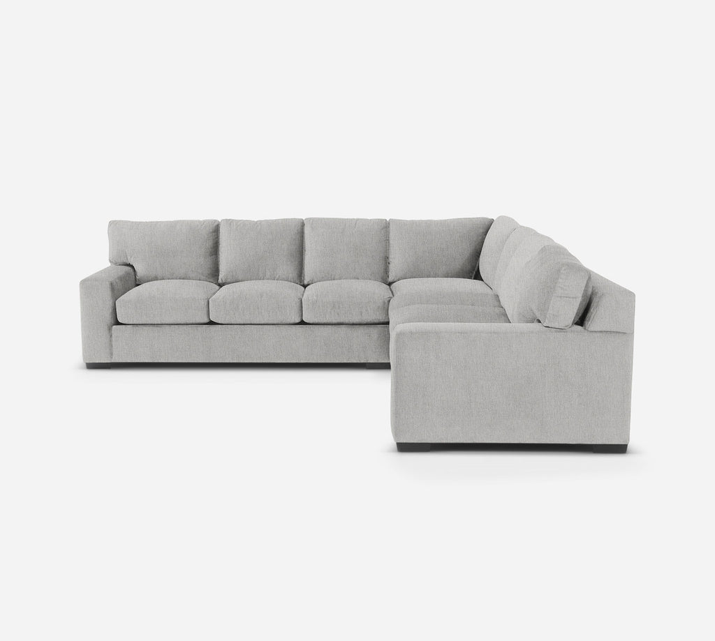 Kyle Large Corner Sectional - Kenley - Moondust