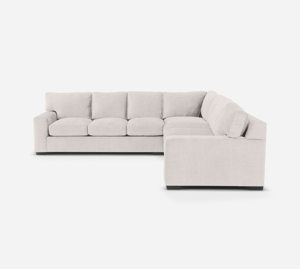 Kyle Large Corner Sectional - Key Largo - Oatmeal