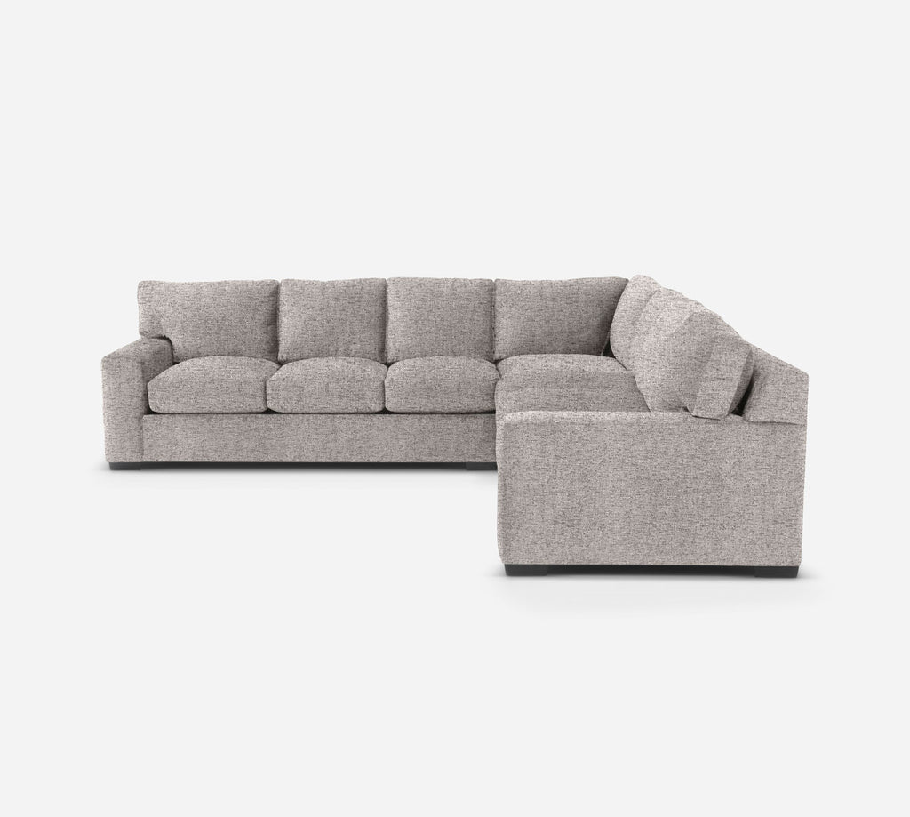 Kyle Large Corner Sectional - Theron - Oyster