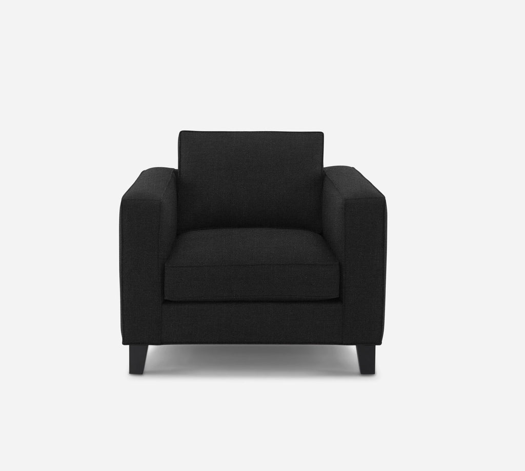 Remy Chair - Heritage - Charcoal