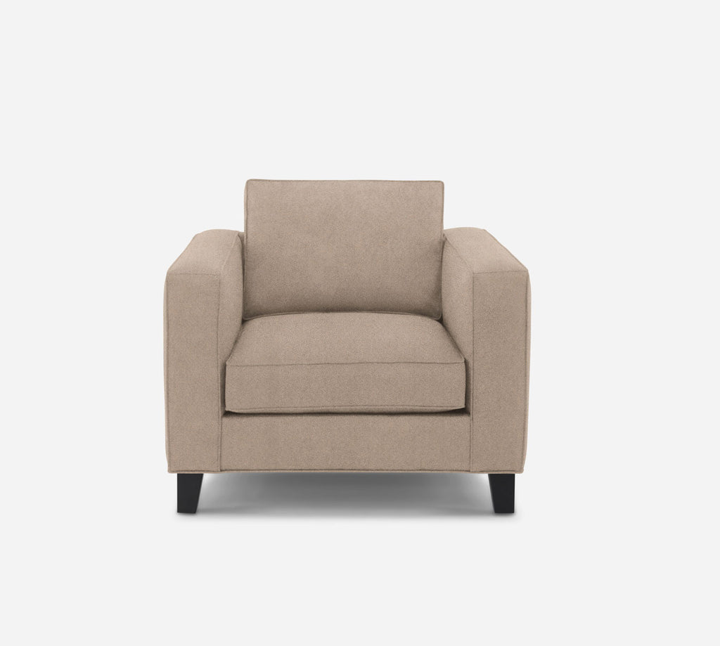 Remy Chair - Passion Suede - Camel